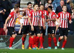 Southampton's impressive form this season has seen them rise to third in the Premier Leagu...
