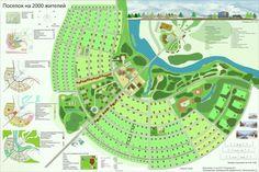 Картинки по запросу планировка поселка на 1500 жителей