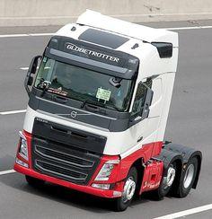 New Volvo on its way to… Eddie Stobarts