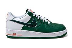 """Nike Air Force 1 """"Irish Varsity"""""""