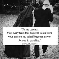May Allah swt grant every parents the highest rank in jannah Ameen ? Left Me Quotes, Love My Parents Quotes, Ali Quotes, Reminder Quotes, Beautiful Islamic Quotes, Islamic Inspirational Quotes, Religious Quotes, Islam Religion, Islam Muslim