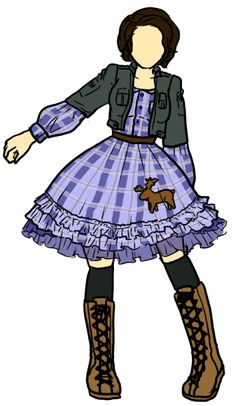 ★Twinkle Twinkle Little Bat★ Sam Winchester Lolita Drawing Clothes, Outfit Drawings, Drawing Stuff, Pretty Outfits, Cute Outfits, Marvel Fashion, Fandom Fashion, Fashion Design Drawings, Sam Winchester