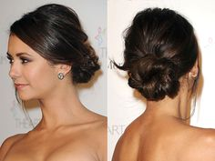 Celebrity Inspired Hair Styles - Cute and Easy Hair Updos for Summer - Good Housekeeping