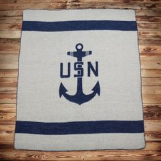 Couverture US Navy blanket