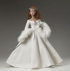 """Tonner RARE LE Wizard Of Oz """" WINTER IN OZ"""" Outfit ONLY for GLINDA WITCH"""
