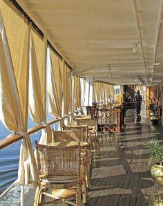 Sail the Nile on the steamship Sudan cruise...