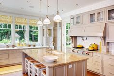 Photo of White French Country Kitchen project in Woodway, WA by Gretchen Evans Design Inexpensive Kitchen Cabinets, Kitchen Upgrades, Kitchen Ideas, Kitchen Layouts, Kitchen Renovations, Kitchen Photos, Kitchen Designs, Transitional Kitchen, Cool Kitchens