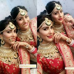 Bride Look, Indian Bridal, Luxury Fashion, That Look, Fashion Dresses, Wedding Photography, Actresses, Tv, Celebrities