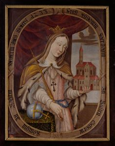 Ludmilla of Bohemia (d.1240) was a daughter of Frederick, Duke of Bohemia, & his wife, Elizabeth of Hungary. Ludmilla was a member of the Přemyslid dynasty. She was Duchess consort of Bavaria by her marriage to Louis I, Duke of Bavaria. Ludmilla married twice: secondly to Louis I, Duke of Bavaria. They had one son: Otto II Wittelsbach, Duke of Bavaria.