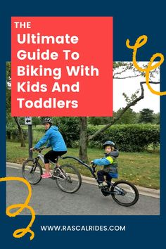 Whether you are new to cycling and looking for a way to get some exercise and spend time with the family, or a veteran cyclist who is new to parenthood, we are here to give you some tips and advice on how to get started cycling with kids.