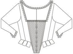 """Hola, costuretas! Voy a empezar un taller gratuito en el que voy a enseñaros el paso a paso de la confección de un corpiño del s.XVIII de manga larga. Cada maestrillo tiene su librillo y os mostraré la forma en que los hago yo, aunque esto no es una ciencia exacta y existen otras formas… Continue reading Taller gratuito """"confección un corpiño de valenciana del s. XVIII"""" Just Do It, Dressmaking, Arrow Necklace, Inspiration, Women, Sewing, Diy, Fashion, Folklore"""