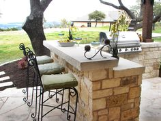 Outdoor Kitchen Ideas on a Budget: Pictures, Tips & Ideas | HGTV