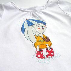 Da_Linka / Tričko prší