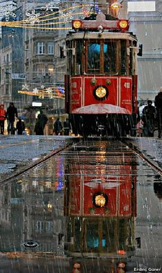 Animated Photo – # Photo … – – 2020 World Travel Populler Travel Country Croquis Architecture, Istanbul City, Dream City, Turkey Travel, City Photography, Nature Pictures, Rainy Days, Belle Photo, Beautiful Places