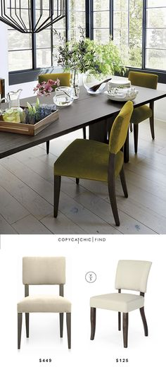 Crate and Barrel Cody Dining Chair