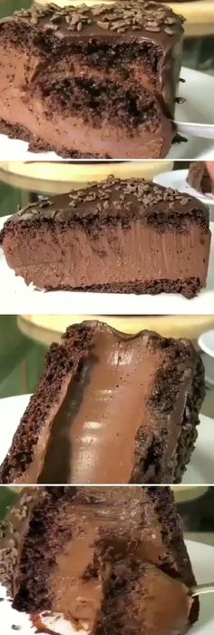 Me Super Encantó la TARTA MOUSSE DE CHOCOLATE.  #tartamousse #mousse #moussechocolate #cheesecake  #postres #flan #budin #flanes #dessert #tips #pain #bread #breadrecipes #パン #хлеб #brot #pane #relleno #losmejores #cremas #rellenos #cakes #pan #panfrances #panettone #panes #pantone #pan #recetas #recipe #casero #torta #tartas #pastel #nestlecocina #bizcocho #bizcochuelo #tasty #cocina #chocolate   Si te gusta dinos HOLA y dale a Me Gusta MIREN... Types Of Desserts, Sweet Desserts, Sweet Recipes, Delicious Desserts, Yummy Food, Hispanic Desserts, Oreo Delight, Mexican Food Recipes, Dessert Recipes