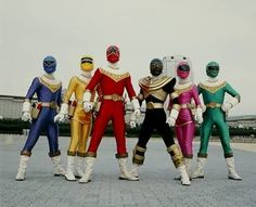 Power Rangers Zeo is an American television series and the fourth season of the Power Rangers franchise, based on the Super Sentai series Chōriki Sentai Ohranger. It is the continuation of Mighty Morphin Power Rangers, which aired in Power Rangers Zeo, Power Rangers In Space, Go Go Power Rangers, Mighty Morphin Power Rangers, Special Police Officer, Go Busters, Evil Empire, Pokemon, First Humans