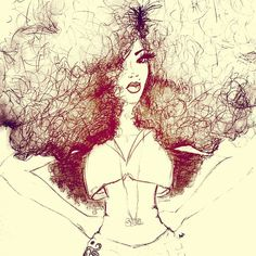 ***Try Hair Trigger Growth Elixir*** ========================= {Grow Lust Worthy Hair FASTER Naturally with Hair Trigger} ========================= Go To: www.HairTriggerr.com ========================= Work That Big Hair Honey!!! Natural Hair Art