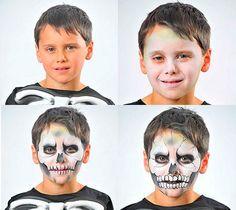 ¿Estáis buscando ya maquillajes de Halloween? Porque cualquier disfraz infantil necesita de un buen maquillaje de Halloween para estar completo, hoy os presentamos una selección con los maquillajes de
