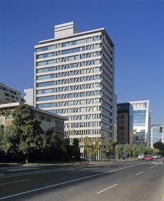 Flashback: Manantiales Building | Las Condes, Santiago, Chile | Izquierdo Lehmann Arquitectos