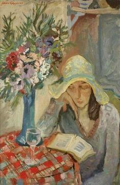 Jacques Chapiro Jewish painter of Paris School, born in Russia