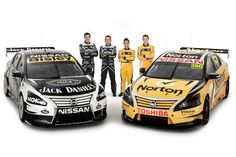 Nissan's V8 Supercars one of the new teams for 2013.