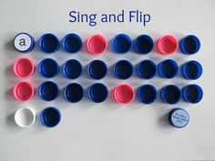 love this idea of bottle caps