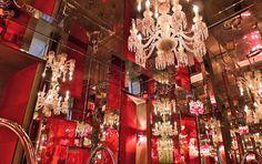 Cristal Room, Baccarat