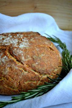 pane di patate e rosmarino - potatoes and rosemary bread