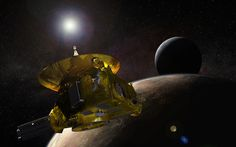 First photo of Pluto: Maryland JHU scientists lead exploration (video) « Just In Weather