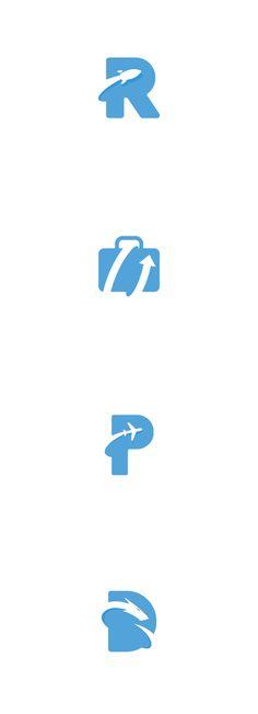 Negative Space Logos on Behance