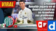 Cristiano Ronaldo jugaría en el América mientras se resuelven sus proble...