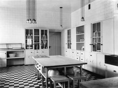 kitchen palais stoclet