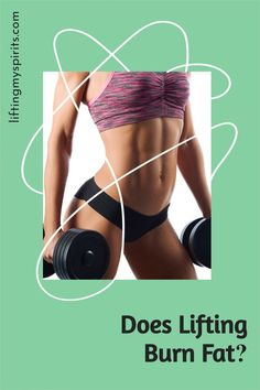 Lifting optimizes your body's fat burning process in a way that cardio doesn't. #fitover40 #fitover50 #weighttrainingforfatloss #weighttraining #fatloss Weight Training, Weight Lifting, Weight Loss Tips, Workout Routines For Beginners, At Home Workouts, Fit Over 40, Legs Day, Butt Workout, Lose Fat