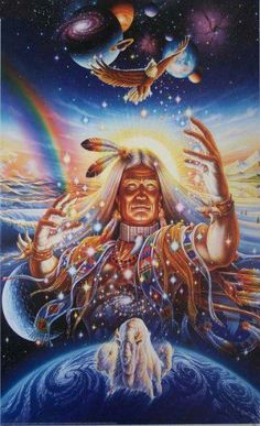 """When we speak of """"mitakuye oyasin"""" (all my relatives), we know always that the growing and moving things of the earth, the winged, the four-legged, and the two legged are all children of the earth and they, too, want to live.  So we say mitakuye oyasin.    ~ Black Elk ~"""