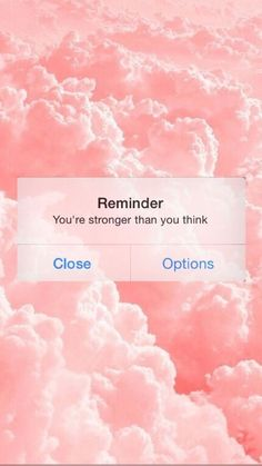 Reminder you're stronger than you think Mood Wallpaper, Aesthetic Iphone Wallpaper, Wallpaper Quotes, Aesthetic Wallpapers, Wallpaper Tumblr Lockscreen, Wallpaper For Your Phone, Tumble Wallpaper, Artsy Wallpaper Iphone, Motivational Wallpaper Iphone