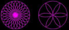 Resultado de imagen de rosetones para plastica