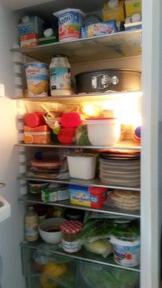 Taart klaar in de koelkast