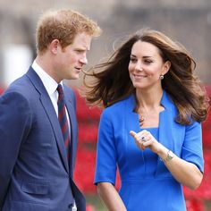 Prince Harry named the most popular royal.