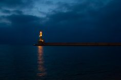 Photograph The Lighthouse of Chania by Vishal Patel on 500px
