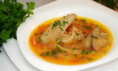 Az igazi tyúkleves tanyasi tyúkkal Thai Red Curry, Ethnic Recipes, Blog, Blogging