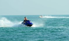 An Exhilarating Water Experience: Jet Skiing