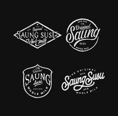 50 Inspiring Examples of Hand-lettering - Branding and Lettering examples