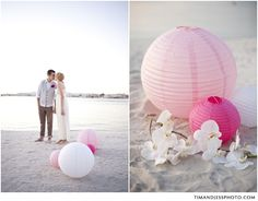 Le Magnifique: An Elegant Beach Wedding Inspirational Shoot by Tim & Jess Photo and styled by Kaleb Norman James