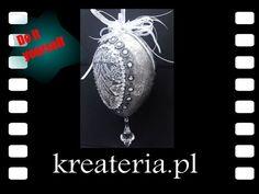 Jak zrobić efekt metalu - KreaCraftShow004 - kreateria.pl - YouTube