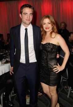 Rob and Isla Fisher at the 2nd Annual Australians in Film Awards & Benefit Dinner in LA, 10-24-13 (9)