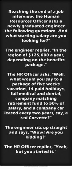 Joke about engineers