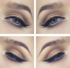 Maquiagem neutra ♥
