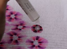 Crown Hill: DIY: Sharpie Tie Dye