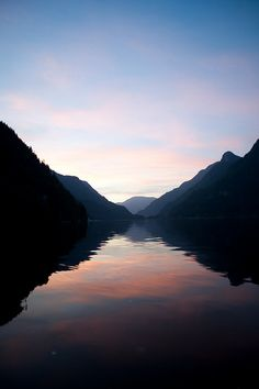 I need a kayak trip soon- Indian Arm by Colin Sands, via Flickr